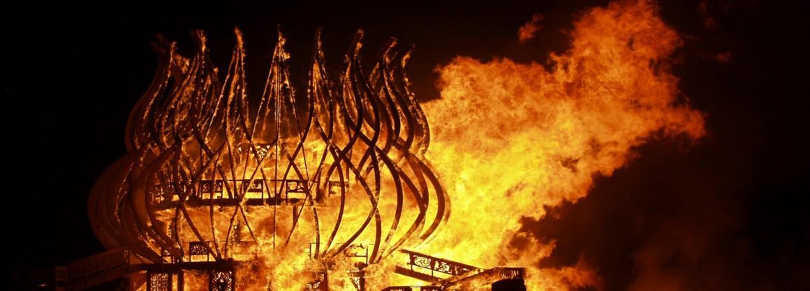 leégett stúdió